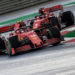 F1 Formula 1 Sebastian Vettel Ferrari Turkish Grand Prix Charles Leclerc