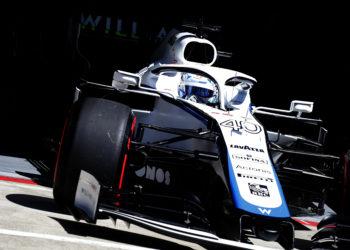 F1 Formula 1 Williams Jack Aitken Roy Nissany Testing Abu Dhabi young driver test