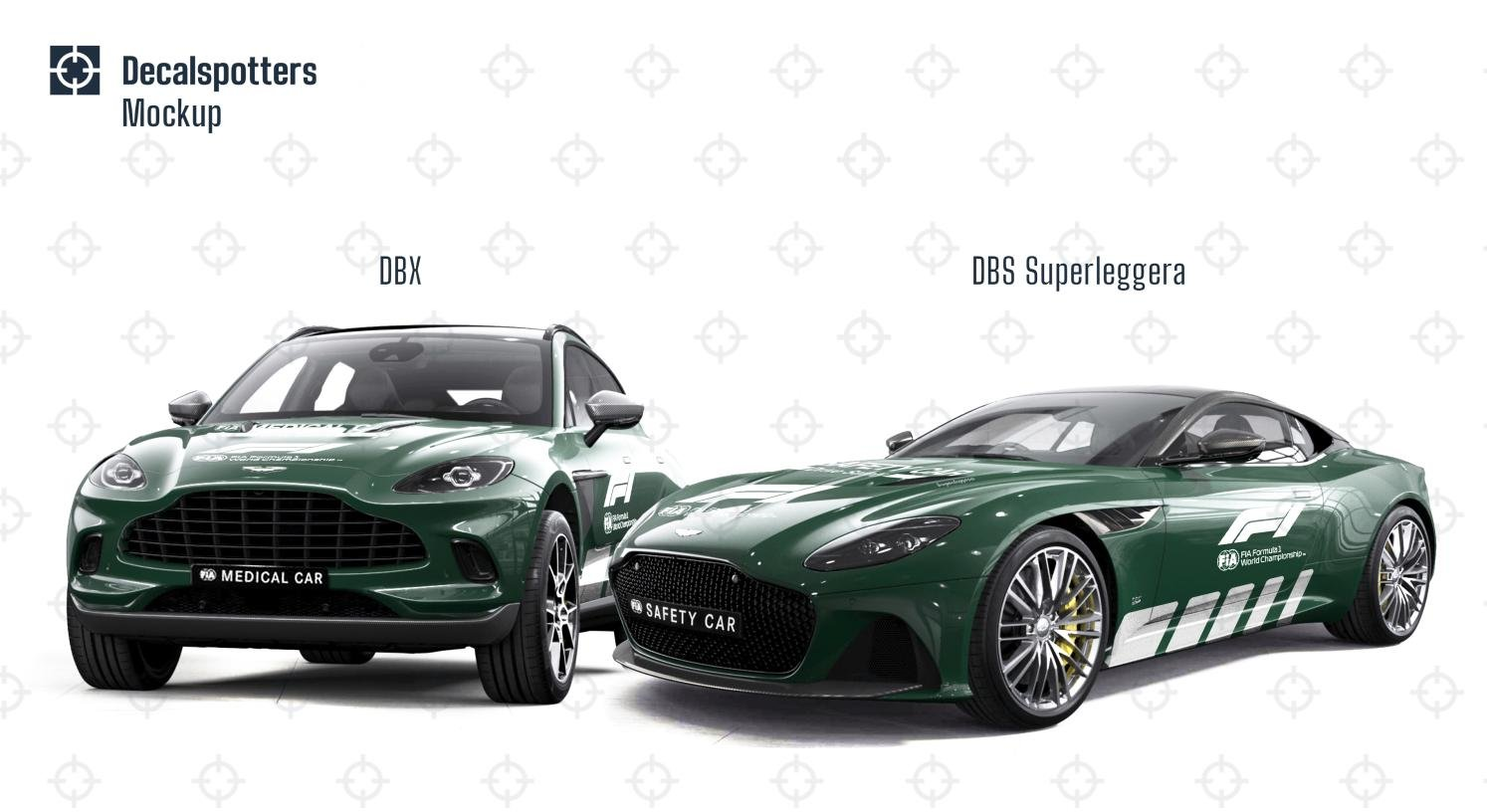 Formula 1 Reports Aston Martin To Share Safety Car Supply Deal With Mercedes
