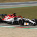 F1 Formula 1 Alfa Romeo Young Driver Test Callum Ilott