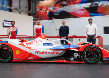 Lynn gets full season at Mahindra alongside Sims