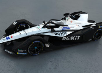 Venturi gear up for season 7 with a black and white livery