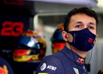 F1 Formula 1 Red Bull Racing Alex Albon Bahrain Grand Prix