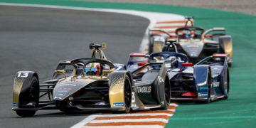 Formula E test – day 2 session 1