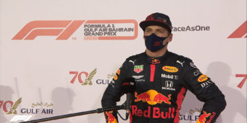Verstappen: halo 'definitely saved Romain'