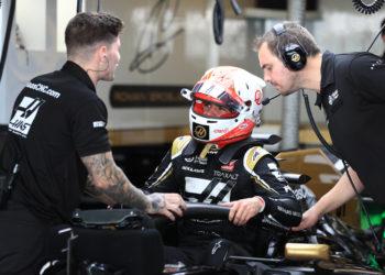F1 Formula 1 Pietro Fittipaldi Romain Grosjean Bahrain Grand Prix