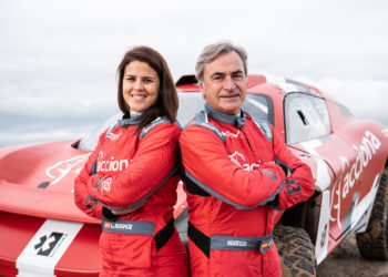 Carlos Sainz Sr to compete in Extreme E