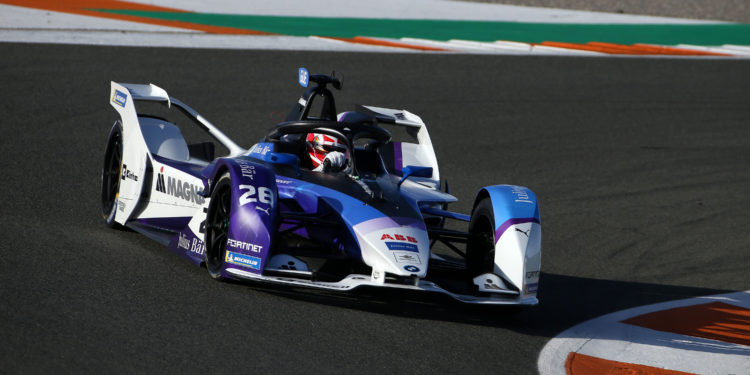 BMW finish on a high with Guenther fastest in the final test