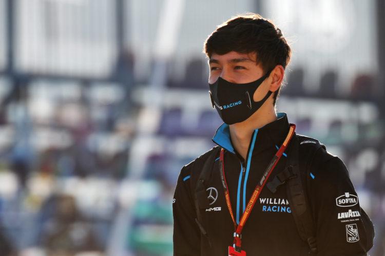 F1 Formula 1 Jack Aitken Williams Sakhir Grand Prix