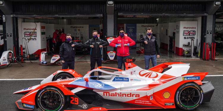 Mahindra commit to Formula E for the Gen3 era