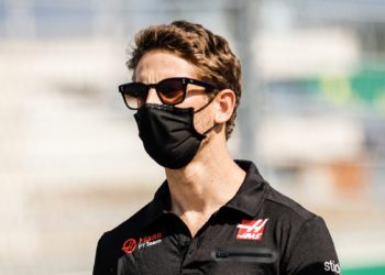 Grosjean discharged from hospital and hoping to race in Abu Dhabi