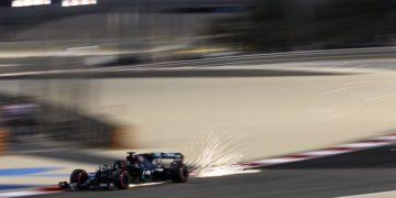 F1 Formula 1 Sakhir Grand Prix Mercedes George Russell