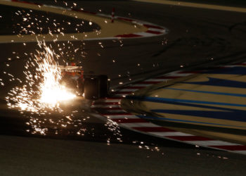F1 Formula 1 FP2 Practice results Sakhir Grand Prix