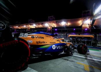 F1 Formula 1 results Sakhir Grand Prix qualifying