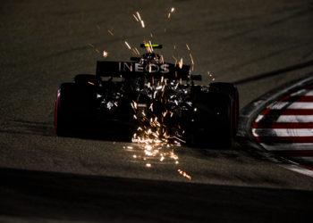 F1 Formula 1 Mercedes Sakhir Grand Prix qualifying