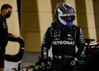 F1 Formula 1 Bottas qualifying Sakhir Grand Prix