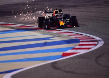 F1 Formula 1 Max Verstappen Red Bull Racing Sakhir Grand Prix