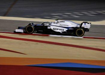 F1 Formula 1 Starting grid order Sakhir Grand Prix