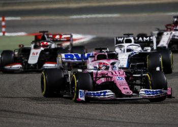 F1 Formula 1 Racing Point Sakhir gRAND pRIX race results
