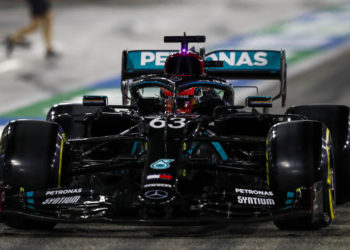 F1 Formula 1 Mercedes George Russell Sakhir Grand Prix