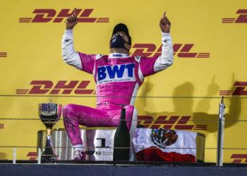F1 Formula 1 Sergio Perez Racing Point Sakhir Grand Prix