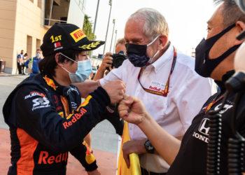 F1 Formula 1 Sakhir Grand Prix aBU dHABI TESTING Yuki Tsunoda Red Bull Alpha Tauri