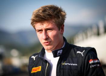 F1 Formula 1 Red Bull Racing Juri Vips Sebastien Buemi Marino Sato