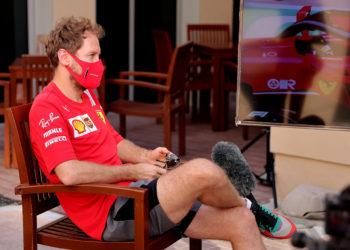 F1 Formula 1 Charles Leclerc Abu Dhabi Grand Prix Vettel Ferrari