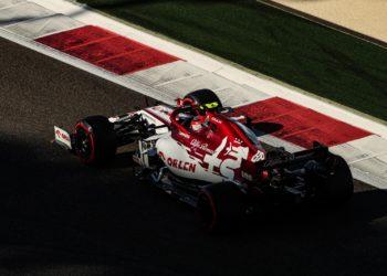 F1 Formula 1 Alfa Romeo practice results FP2 Abu Dhabi Grand Prix