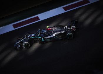 F1 Formula 1 Abu Dhabi Grand Prix Valtteri Bottas Mercedes