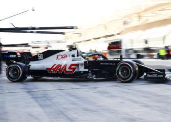 F1 Formula 1 Haas Mick Schumacher Abu Dhabi Grand Prix