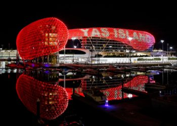 F1 Formula 1 Results FP3 Practice results Abu Dhabi Grand Prix