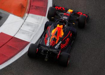 F1 Formula 1 Max Verstappen practice FP3 Abu Dhabi Grand Prix