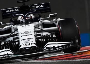 F1 Formula 1 Abu Dhabi Grand Prix Daniil Kvyat