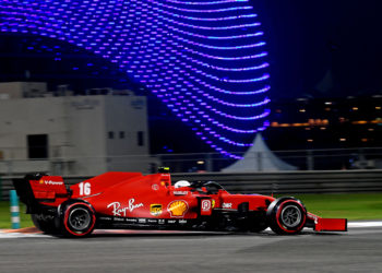 F1 Formula 1 Abu Dhabi Grand Prix race results