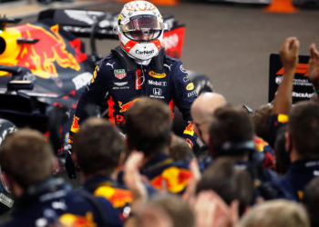 "Verstappen: ""We did everything right"" to win season finale"