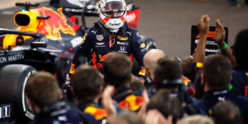 """Verstappen: """"We did everything right"""" to win season finale"""