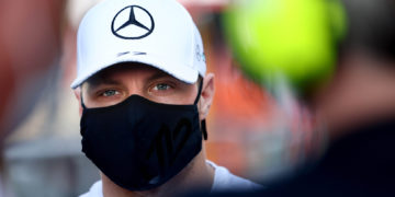 """Bottas: """"Solid race"""" but """"Red Bull was too quick"""""""