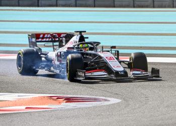 F1 Formula 1 Abu Dhabi Testing Young Driver Test results