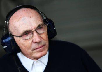 F1 Formula 1 Sir Frank Williams hospital