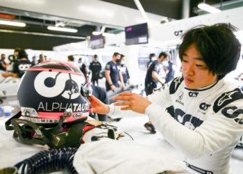 F1 Formula 1 Alpha Tauri Yuki Tsunoda