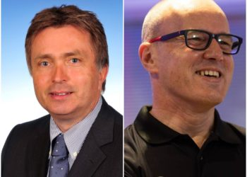 F1 Formula 1 Williams CEO Jost Capito Simon Roberts