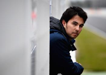 F1 Formula 1 Sergio Perez Red Bull Racing Alex Albon