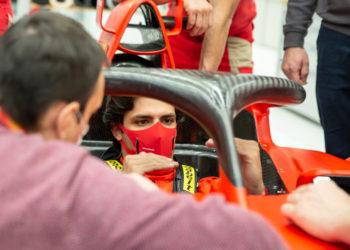 F1 Formula 1 Ferrari Carlos Sainz