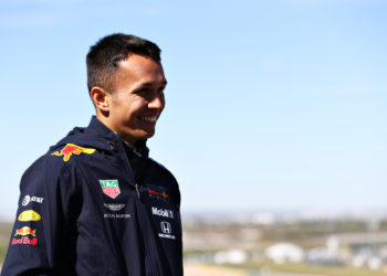 F1 Formula 1 Alex Albon Red Bull Racing DTM