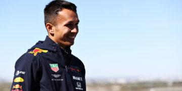 F1 Formula 1 Alex Albon Red Bull Racing DTM