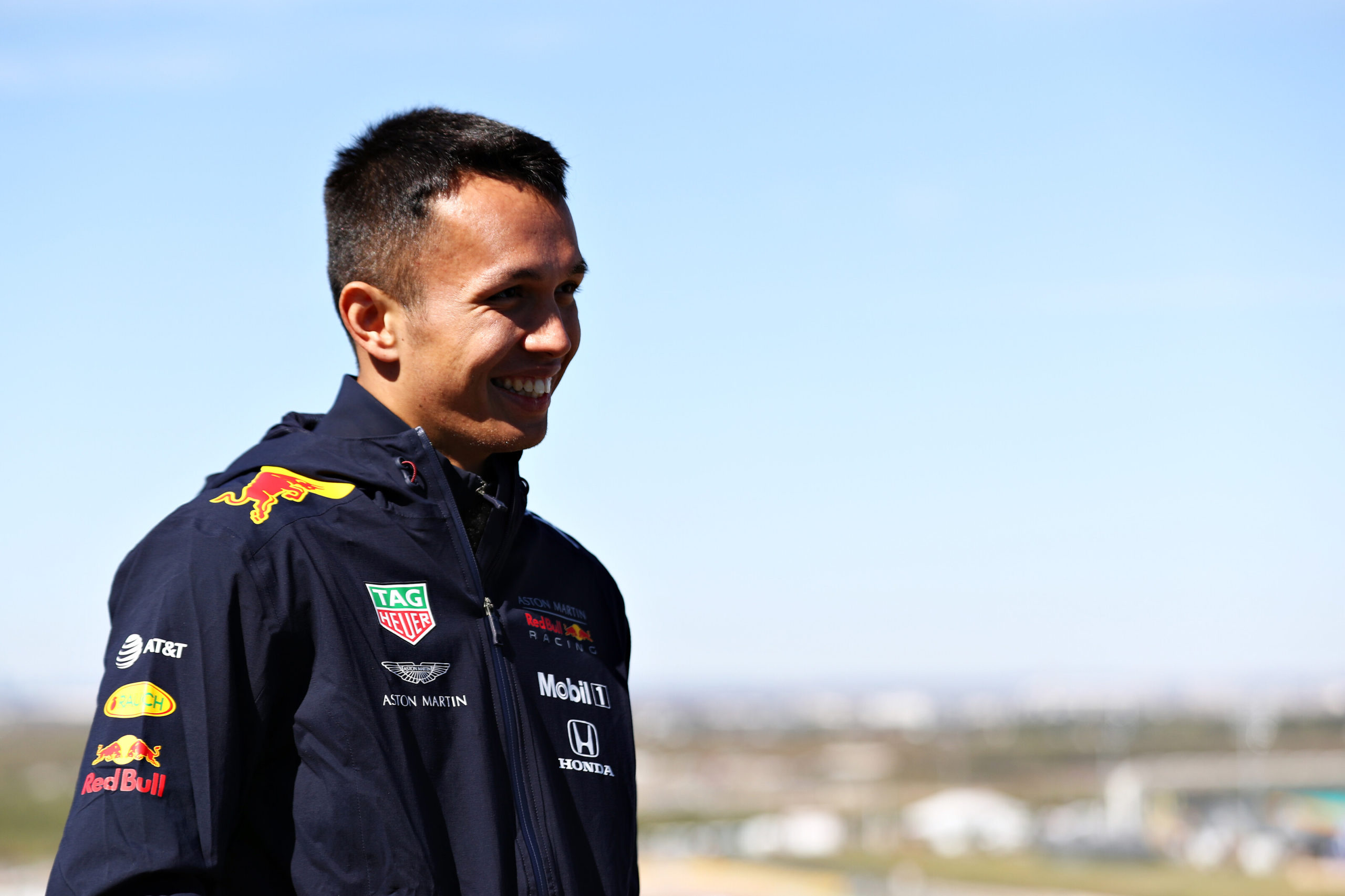 Formula 1 - Alex Albon joins DTM with Red Bull backing