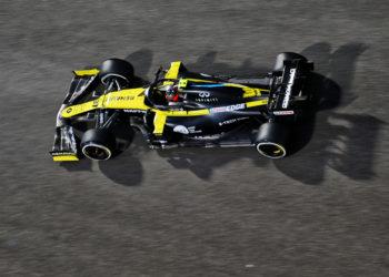F1 Formula 1 Renault Marcin Budkowski Jerome Stoll