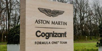 F1 Formula 1 Aston Martin Cognizant