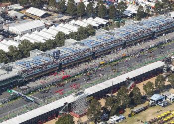 F1 Formula 1 2021 calendar Australian Grand Prix
